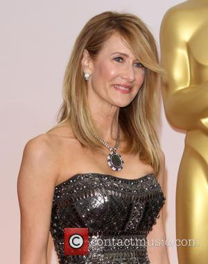 Laura Dern - Hollywood's biggest stars were snapped on the red carpet as they arrived for the 87th Annual Oscars...