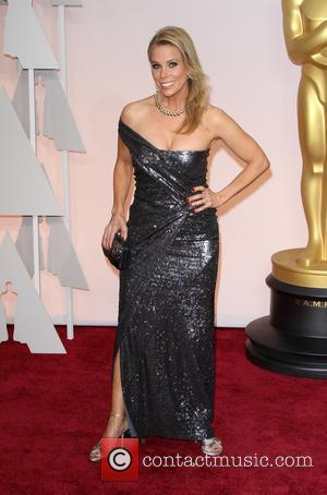 Cheryl Hines - Hollywood's biggest stars were snapped on the red carpet as they arrived for the 87th Annual Oscars...