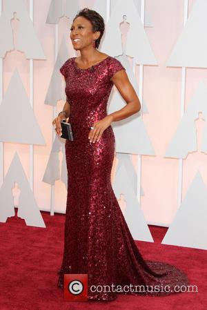 Robin Roberts - Hollywood's biggest stars were snapped on the red carpet as they arrived for the 87th Annual Oscars...