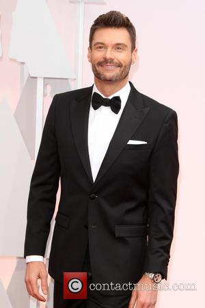 Ryan Seacrest - Hollywood's biggest stars were snapped on the red carpet as they arrived for the 87th Annual Oscars...