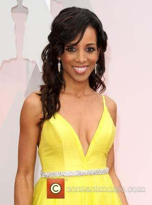Shaun Robinson - Hollywood's biggest stars were snapped on the red carpet as they arrived for the 87th Annual Oscars...