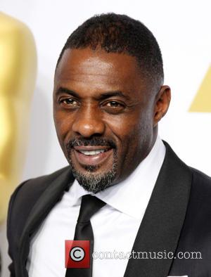 Idris Elba - 87th Annual Academy Awards held at The Dolby Theatre - Press Room at Dolby Theatre, Academy Awards...