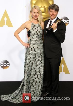 Naomi Watts and Tom Cross