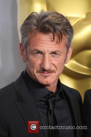 Sean Penn - 87th Annual Academy Awards - Press Room at The Dolby Theatre at Dolby Theatre, Academy Awards -...