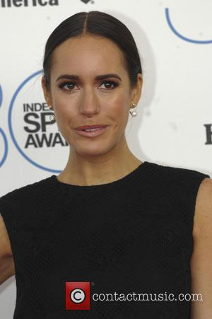 Louise Roe - The 30th Film Independent Spirit Awards - Arrivals at Independent Spirit Awards - Los Angeles, California, United...