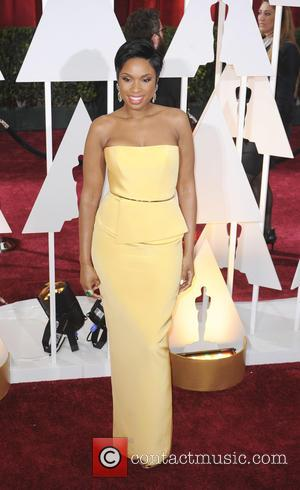 Jennifer Hudson - The 87th Annual Oscars held at Dolby Theatre - Red Carpet Arrivals at Oscars, Dolby Theatre -...