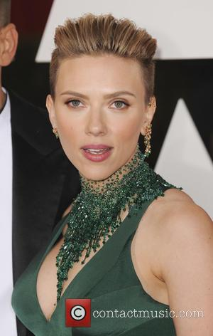 Scarlett Johansson - Hollywood's biggest stars were snapped on the red carpet as they arrived for the 87th Annual Oscars...