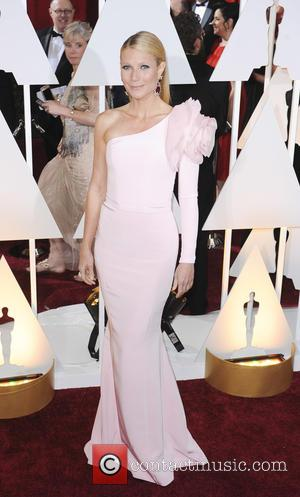 Gwyneth Paltrow - Hollywood's biggest stars were snapped on the red carpet as they arrived for the 87th Annual Oscars...