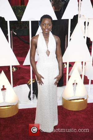 Lupita Nyong'o - Hollywood's biggest stars were snapped on the red carpet as they arrived for the 87th Annual Oscars...