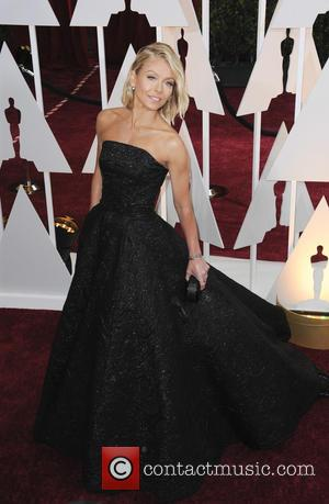 Kelly Ripa - Hollywood's biggest stars were snapped on the red carpet as they arrived for the 87th Annual Oscars...