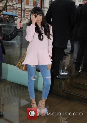 Zara Martin - Topshop Unique - Outside Arrivals - London, United Kingdom - Sunday 22nd February 2015
