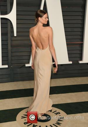 Behati Prinsloo - The 87th Annual Oscars - Vanity Fair Oscar Party at Wallis Annenberg Center for the Performing Arts...