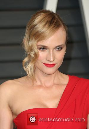 Diane Kruger - The 87th Annual Oscars - Vanity Fair Oscar Party at Wallis Annenberg Center for the Performing Arts...