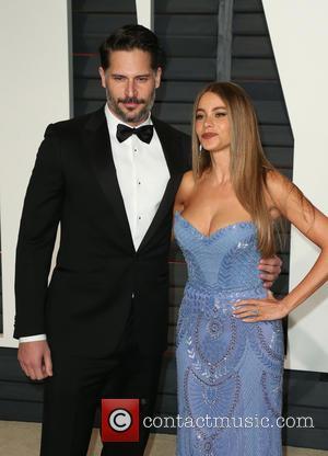 Joe Manganiello and Sofia Vergara