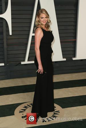 Kate Upton - The 87th Annual Oscars - Vanity Fair Oscar Party at Wallis Annenberg Center for the Performing Arts...