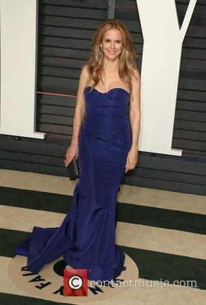 Kelly Preston - The 87th Annual Oscars - Vanity Fair Oscar Party at Wallis Annenberg Center for the Performing Arts...