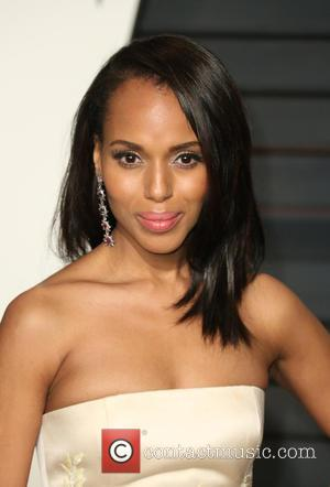 Kerry Washington Will Be Presented With The Vanguard Award By GLAAD