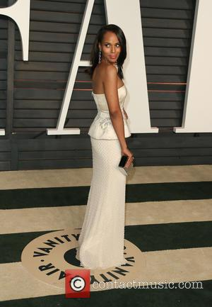 Kerry Washington - The 87th Annual Oscars - Vanity Fair Oscar Party at Wallis Annenberg Center for the Performing Arts...