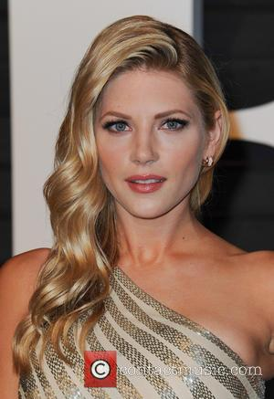 Katheryn Winnick - The 87th Annual Oscars - Vanity Fair Oscar Party at Wallis Annenberg Center for the Performing Arts...