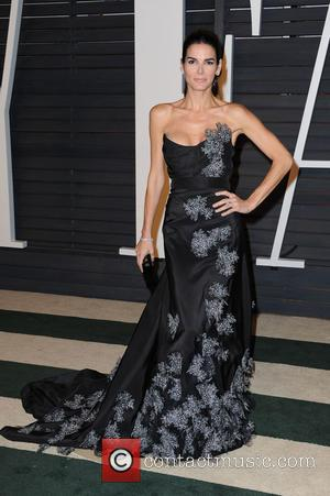 Angie Harmon - The 87th Annual Oscars - Vanity Fair Oscar Party at Wallis Annenberg Center for the Performing Arts...
