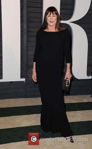 Anjelica Huston - The 87th Annual Oscars - Vanity Fair Oscar Party at Wallis Annenberg Center for the Performing Arts...