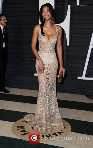 Chanel Iman - The 87th Annual Oscars - Vanity Fair Oscar Party at Wallis Annenberg Center for the Performing Arts...