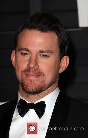 Channing Tatum - The 87th Annual Oscars - Vanity Fair Oscar Party at Wallis Annenberg Center for the Performing Arts...