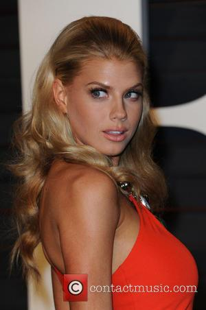 Charlotte McKinney - The 87th Annual Oscars - Vanity Fair Oscar Party at Wallis Annenberg Center for the Performing Arts...
