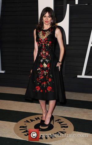 Emily Mortimer - The 87th Annual Oscars - Vanity Fair Oscar Party at Wallis Annenberg Center for the Performing Arts...