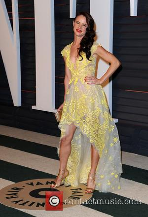 Juliette Lewis - The 87th Annual Oscars - Vanity Fair Oscar Party at Wallis Annenberg Center for the Performing Arts...