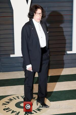 Fran Lebowitz - A host of stars were photographed as they attended the Vanity Fair Oscar Party which was held...
