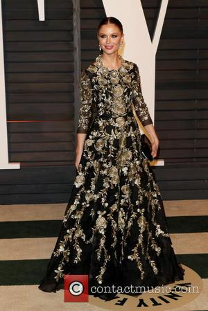 Georgina Chapman - A host of stars were photographed as they attended the Vanity Fair Oscar Party which was held...