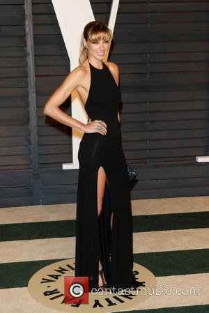 Jessica Hart - A host of stars were photographed as they attended the Vanity Fair Oscar Party which was held...