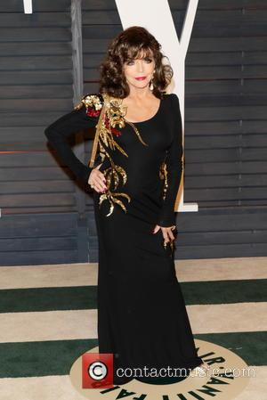 Joan Collins Suffered Near-fatal Allergic Reaction