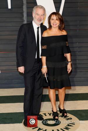 John McEnroe and singer Patty Smyth