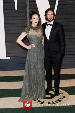 Josh Groban and Kat Dennings - A host of stars were photographed as they attended the Vanity Fair Oscar Party...