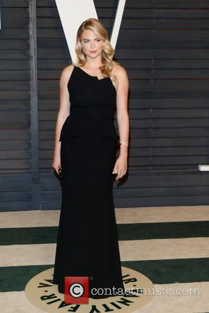 Kate Upton - A host of stars were photographed as they attended the Vanity Fair Oscar Party which was held...