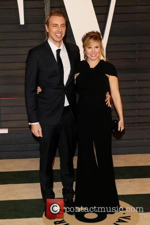 Kristen Bell and Dax Shepard - A host of stars were photographed as they attended the Vanity Fair Oscar Party...
