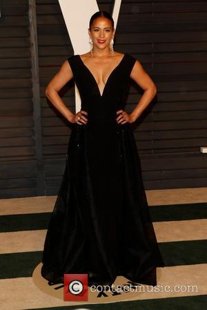 Paula Patton - A host of stars were photographed as they attended the Vanity Fair Oscar Party which was held...