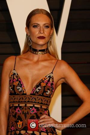 Poppy Delevingne - A host of stars were photographed as they attended the Vanity Fair Oscar Party which was held...