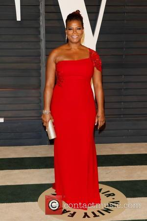 Queen Latifah - A host of stars were photographed as they attended the Vanity Fair Oscar Party which was held...