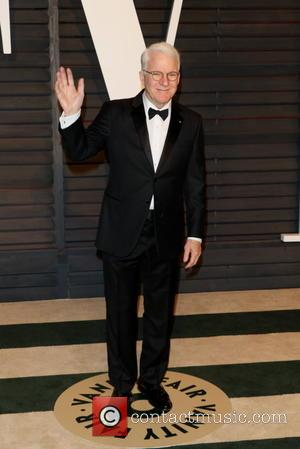 Steve Martin - A host of stars were photographed as they attended the Vanity Fair Oscar Party which was held...