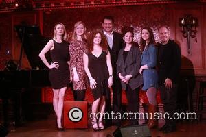 Emily Padgett, Erin Davie, Kelli Rabke, Paulo Szot, Lynn Ahrens, Rose Hemingway and Stephen Flaherty