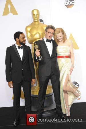 Pawel Pawlikowski, Chiwetel Ejiofor and Nicole Kidman