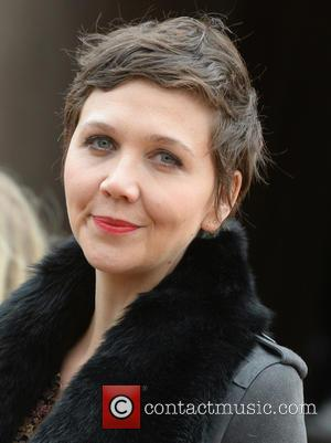 Maggie Gyllenhaal - London Fashion Week Autumn/Winter 2015 - Burberry Prorsum - Outside Arrivals at London Fashion Week - London,...