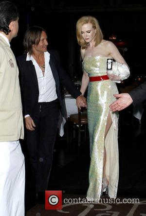 Nicole Kidman and Keith Urban - Nicole Kidman and Keith Urban attend an Oscars after party held at The Palm...
