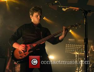 Mike Kerr, Ben Thatcher and Royal Blood