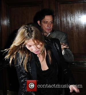 Kate Moss and Jamie Hince - Supermodels, young and old, dining out at Mr Chow Chinese restaurant in Knightsbridge at...