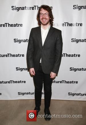 John Gallagher Jr. - Opening night of 'Big Love' held at the Signature Center - Arrivals at Signature Center, -...