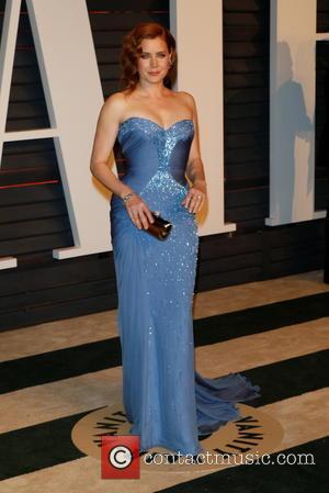 Amy Adams - 87th Annual Oscars - Vanity Fair Oscar Party at Oscars - Beverly Hills, California, United States -...